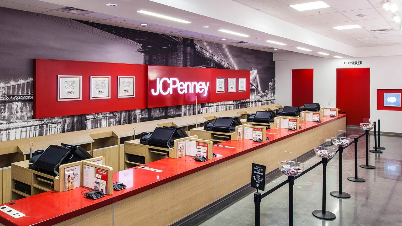 JC Penney's Claremore Store Among Four In Oklahoma To Close