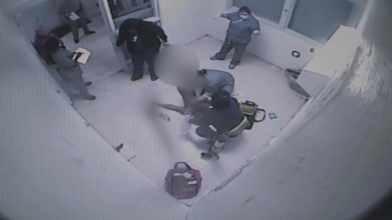 Jury Begins Deliberating In Lawsuit Over Tulsa County Jail Death