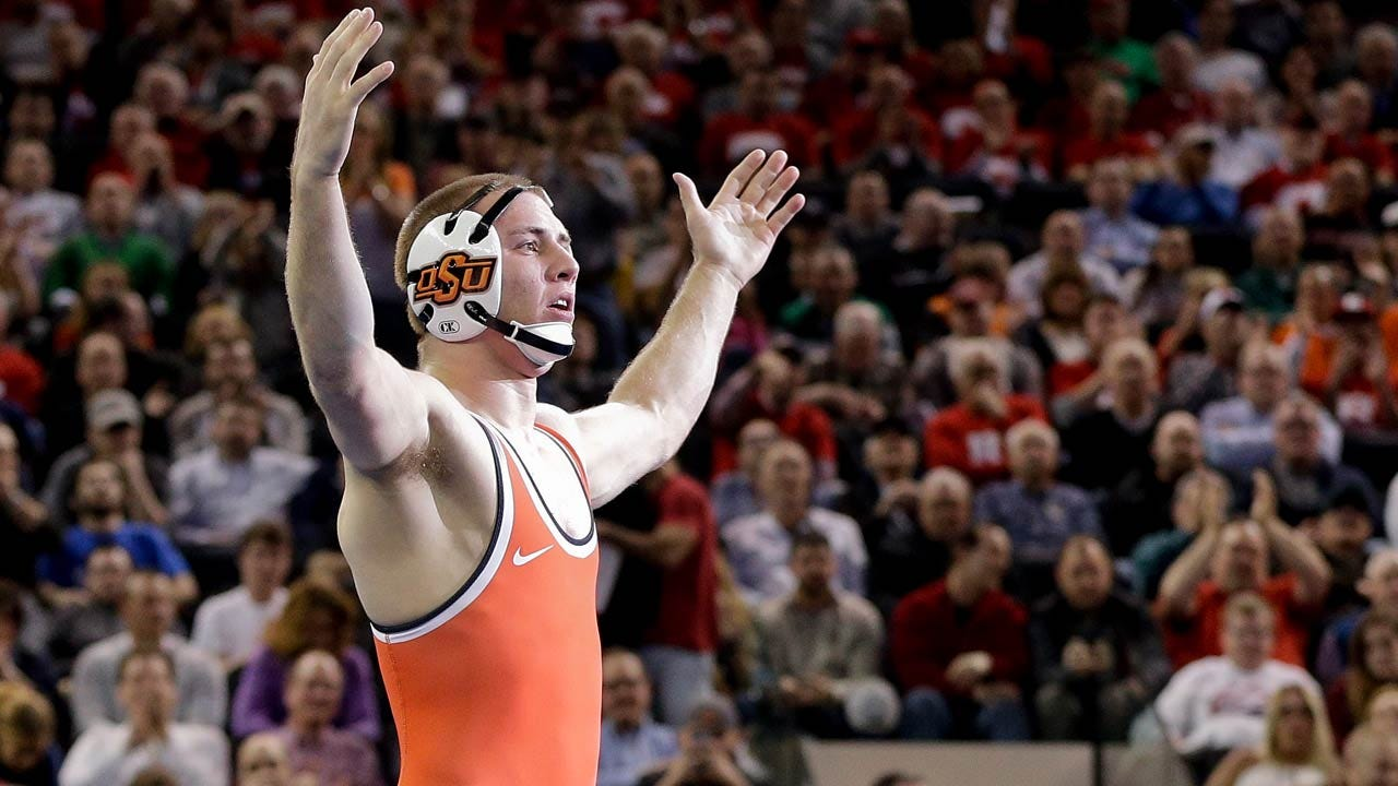 OSU Wrestling Advances Three To NCAA Semifinals