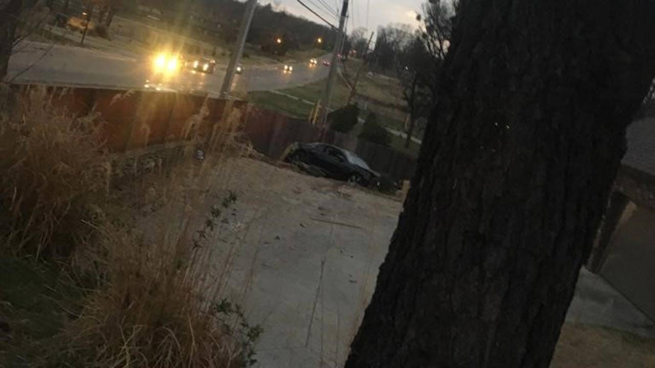 Stolen Vehicle Suspect In Hospital After Broken Arrow Chase