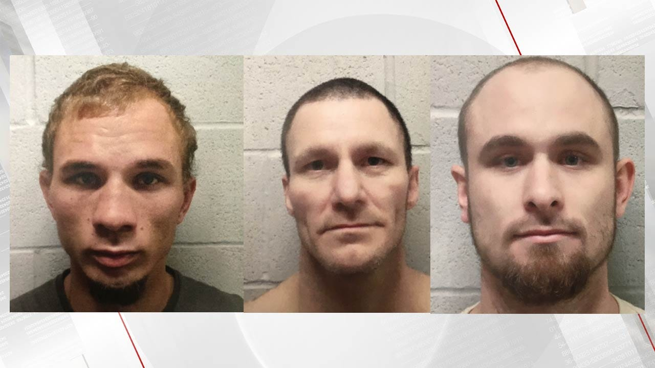 Three Inmates Use Air Vents To Escape Lincoln County Jail