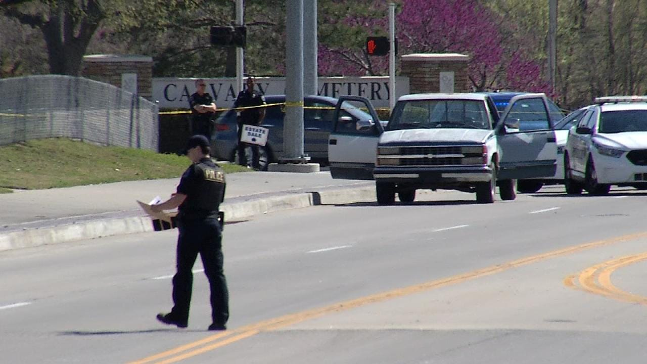 Most Wanted Suspect Dead After Opening Fire On Tulsa Police