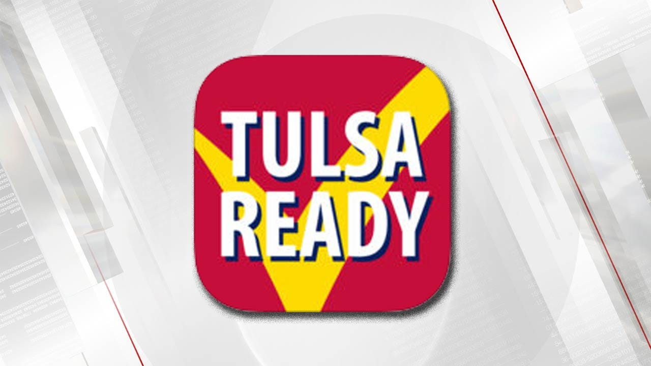 Tulsa Emergency Management Releases 'Tulsa Ready' App