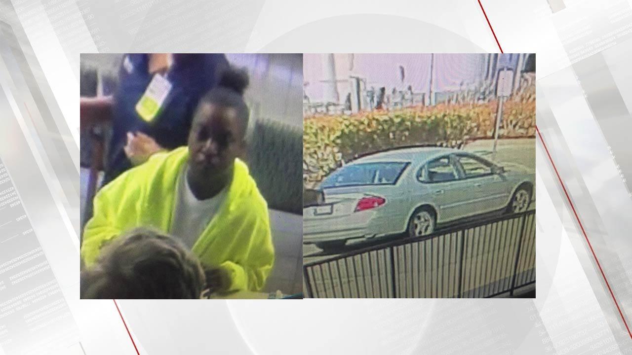 Police Arrest Woman Who Left Badly Hurt Toddler At Tulsa Hospital