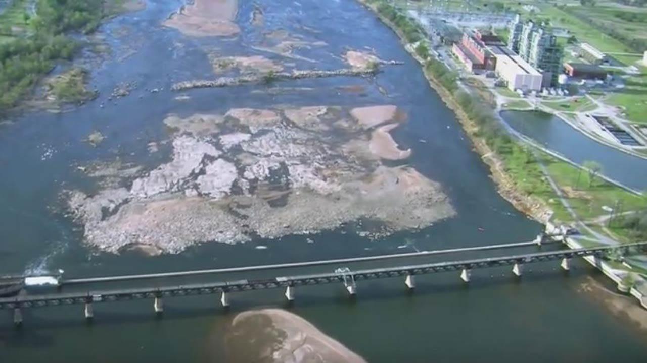 Tulsa Asks For Ideas For New Arkansas River Pedestrian Bridge