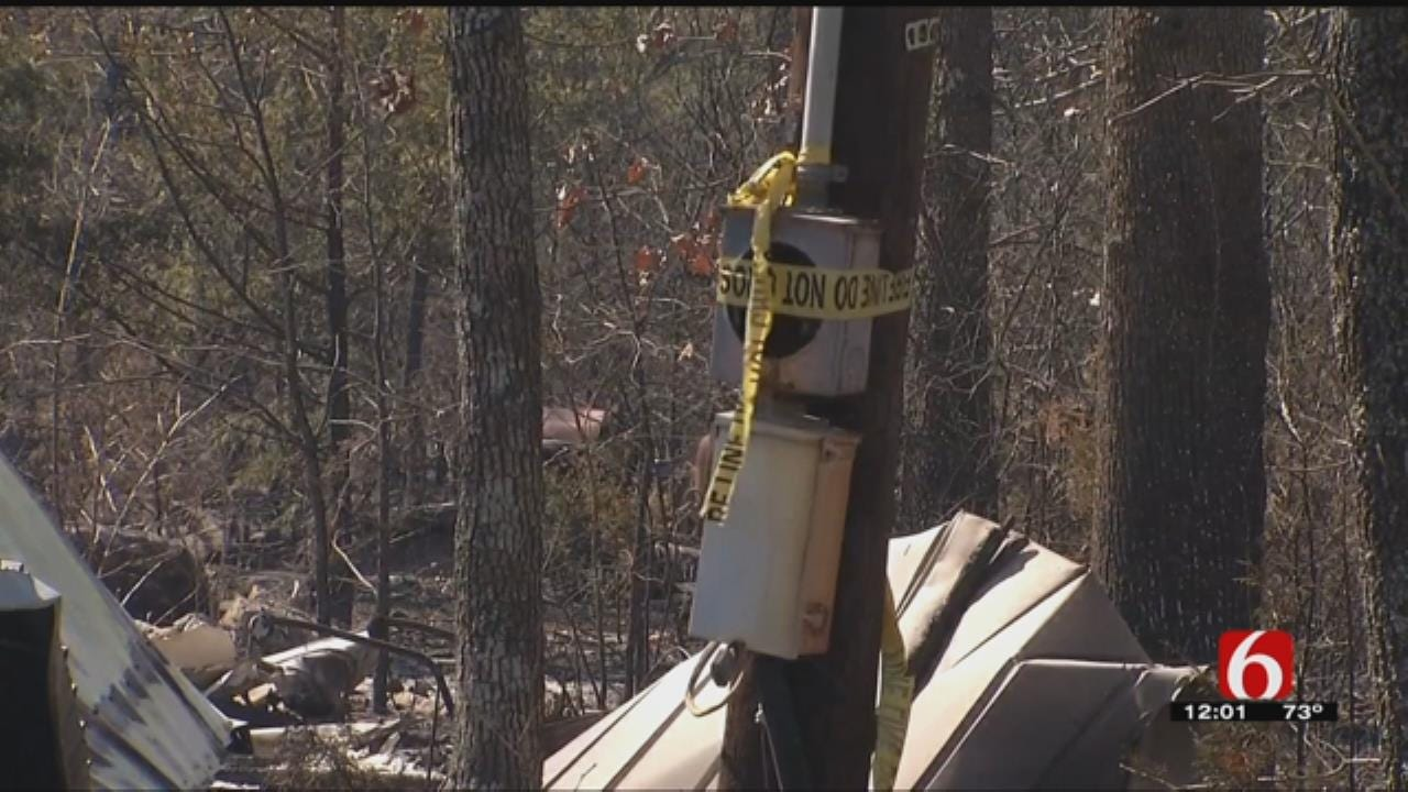 Fire Chief: Arson To Blame For Pittsburg County Wildfire