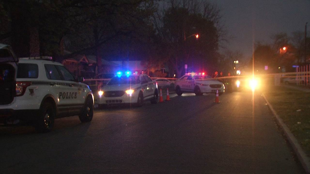 TPD: 19-Year-Old Shot In Back; Police Looking For Shooter