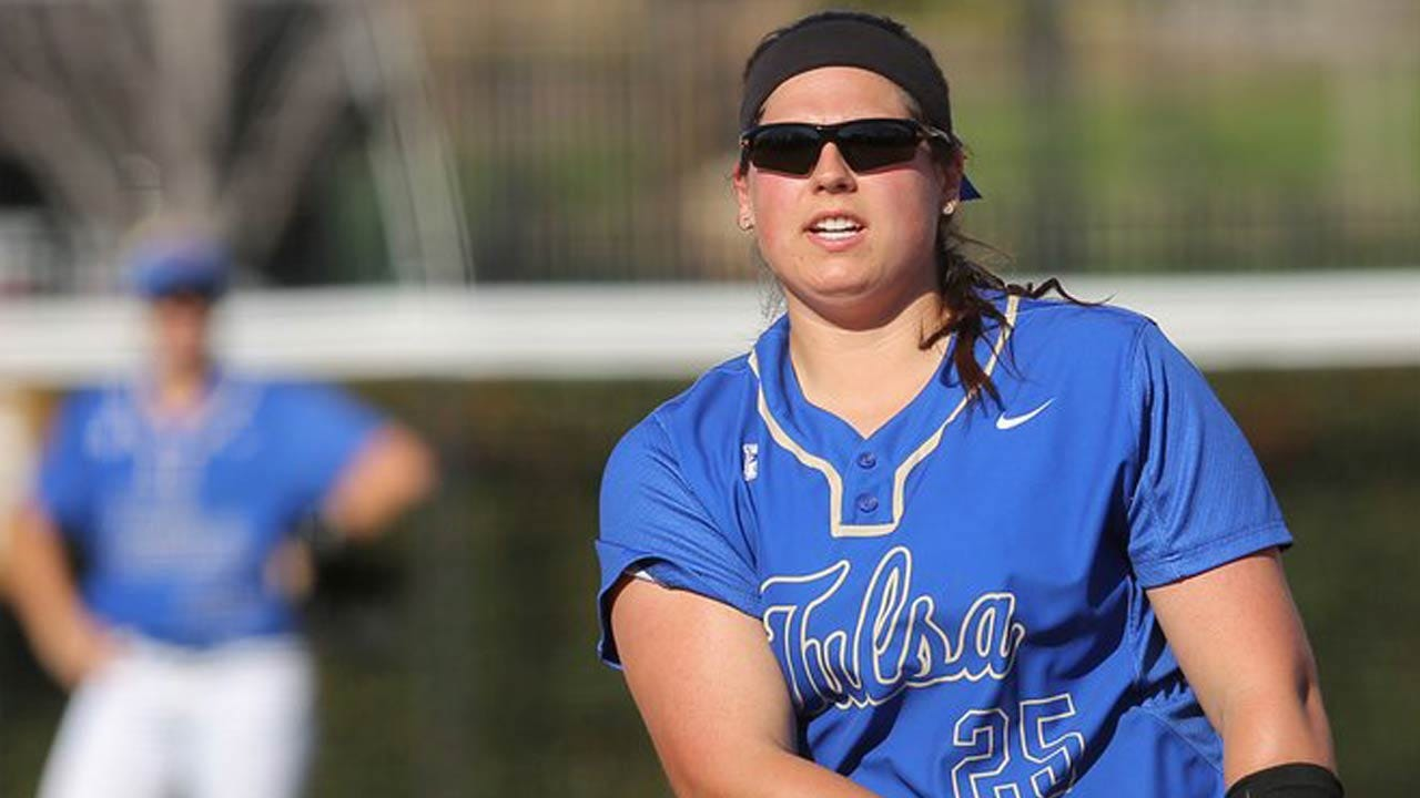 TU's Watson Named NFCA Co-Pitcher Of The Week