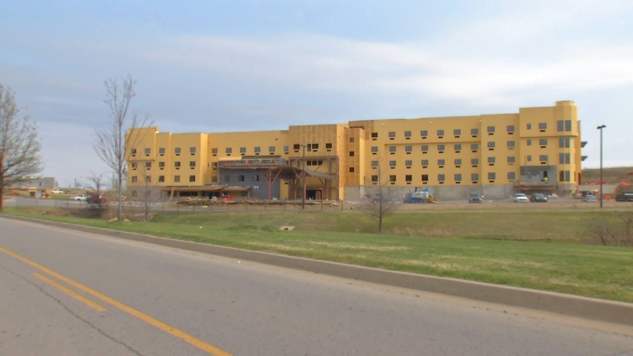 New BA Conference Center Expected To Bring Boost To Economy