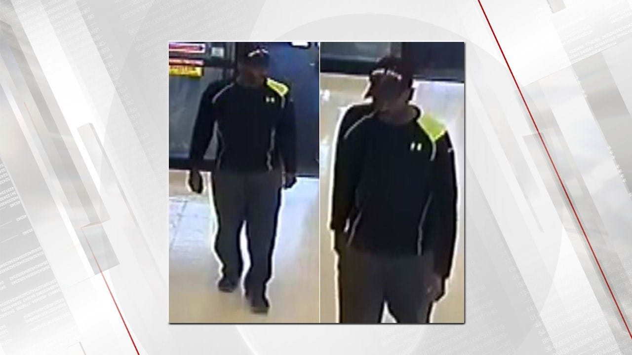 TPD Seeks Identity Of Man Who Exposed Himself Inside Store