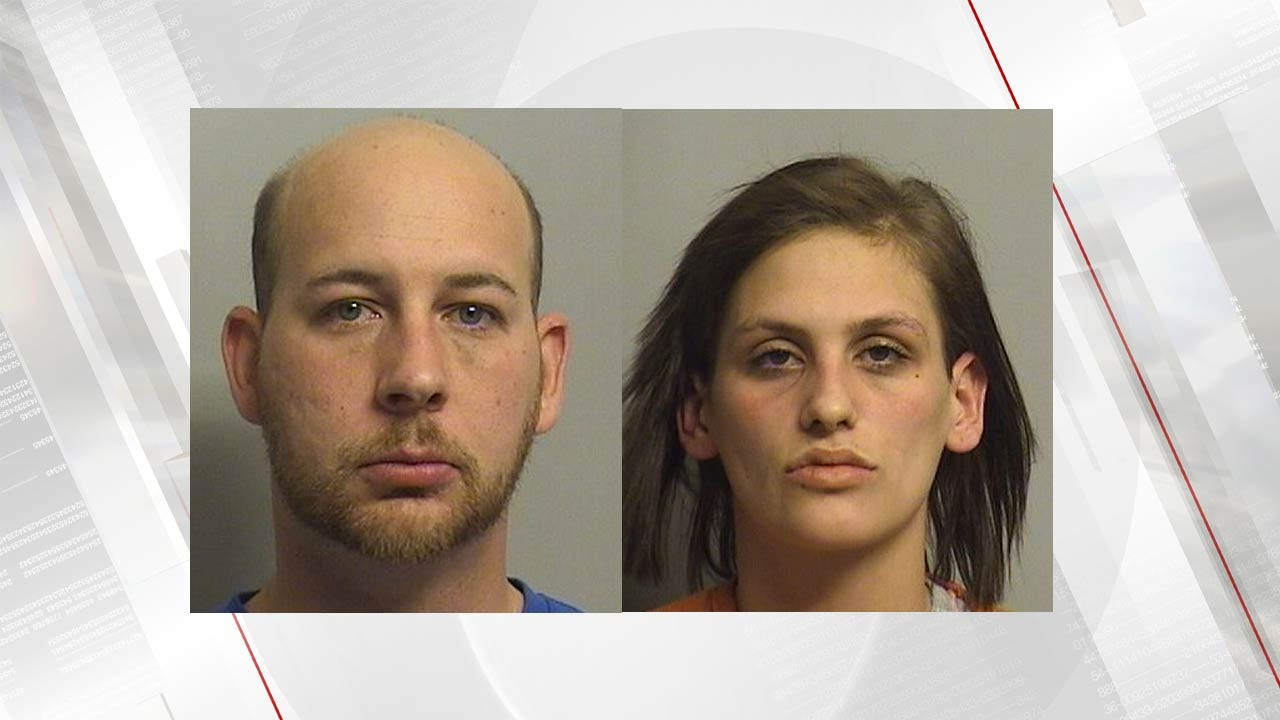 Tulsa Couple Arrested After Losing Track Of Their Two-Year-Old Son