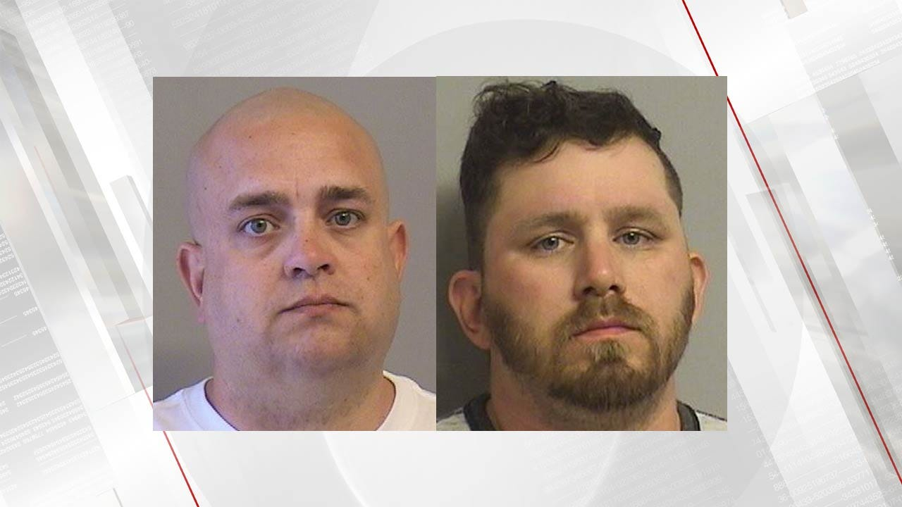 2 Sentenced For Possession Of Child Porn After Arrests At Tulsa State Fair