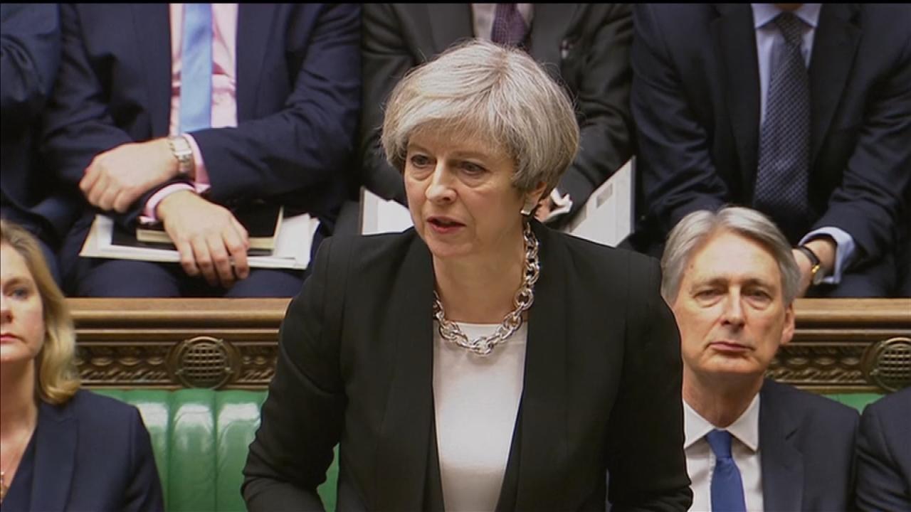Arrests Made After London Attack