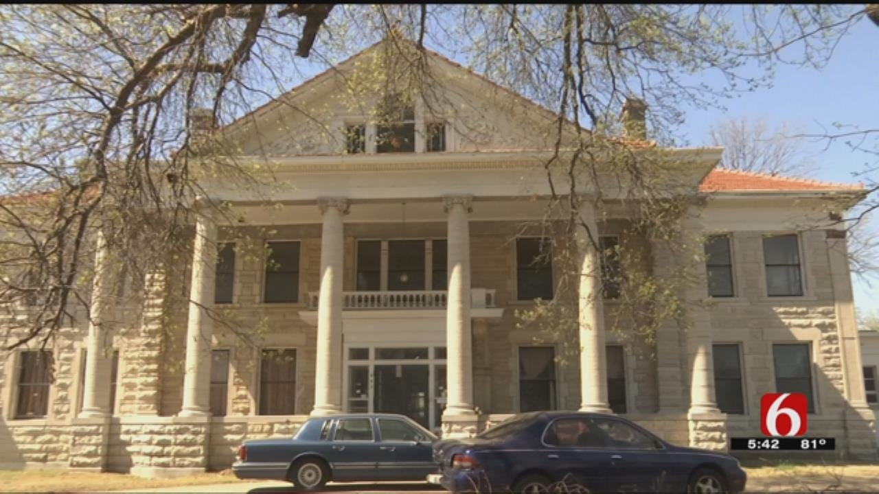Historic Muskogee Mansion Might Be Moved Out Of State
