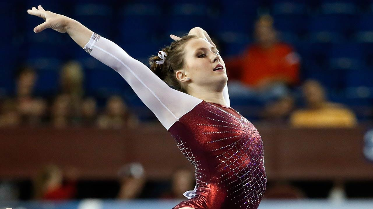 OU's Capps Finalist For Award Recognizing Best Senior Gymnast In The Country