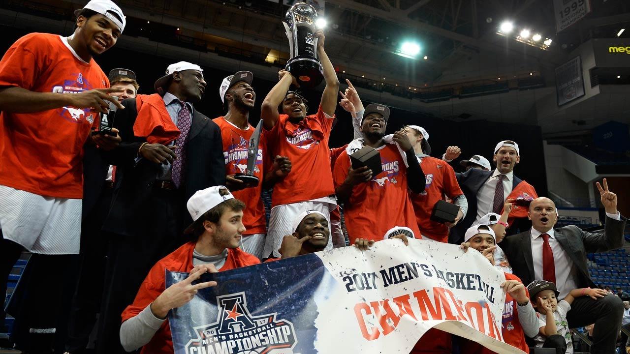 REPORT: Tulsa Being Considered For Site Of AAC Hoops Tournament