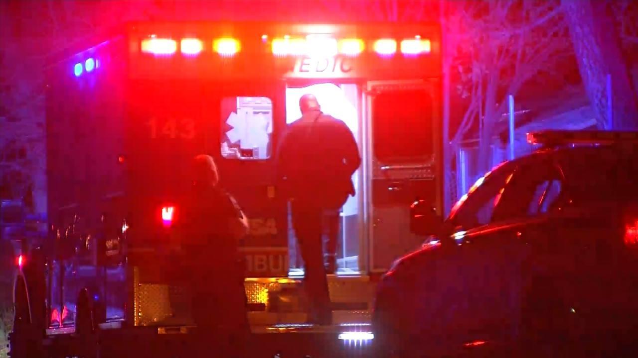 Man Shot In Arm In Tulsa Home