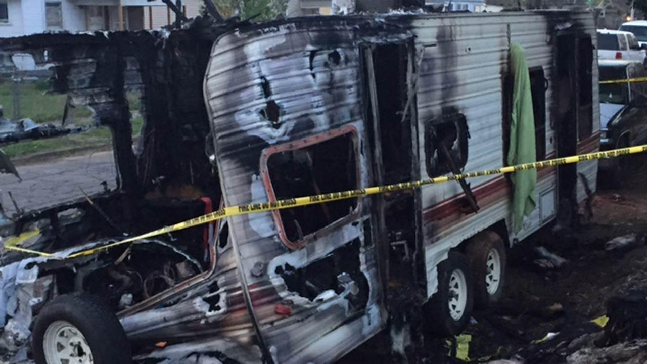 Police Identify Woman Killed In Tulsa Travel Trailer Fire