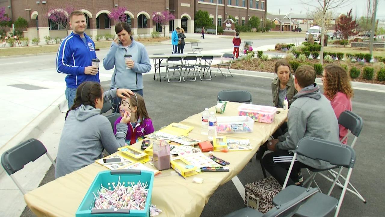City Of Jenks Celebrates Park Opening