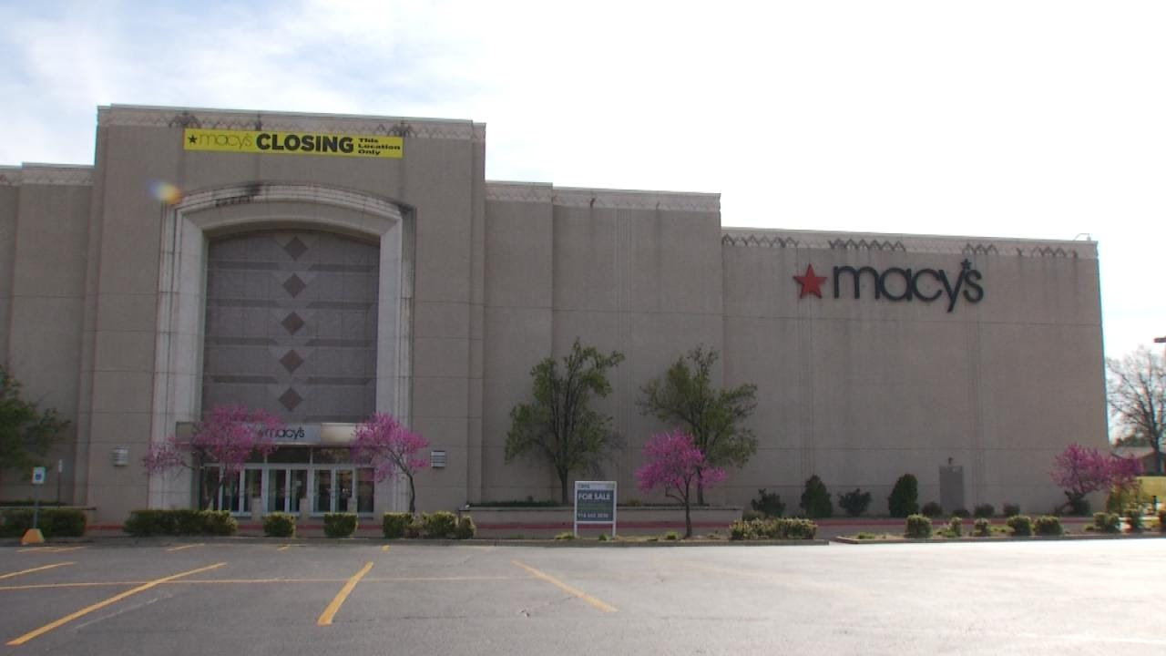 Macy's Tulsa Promenade Mall Location Closes Its Doors