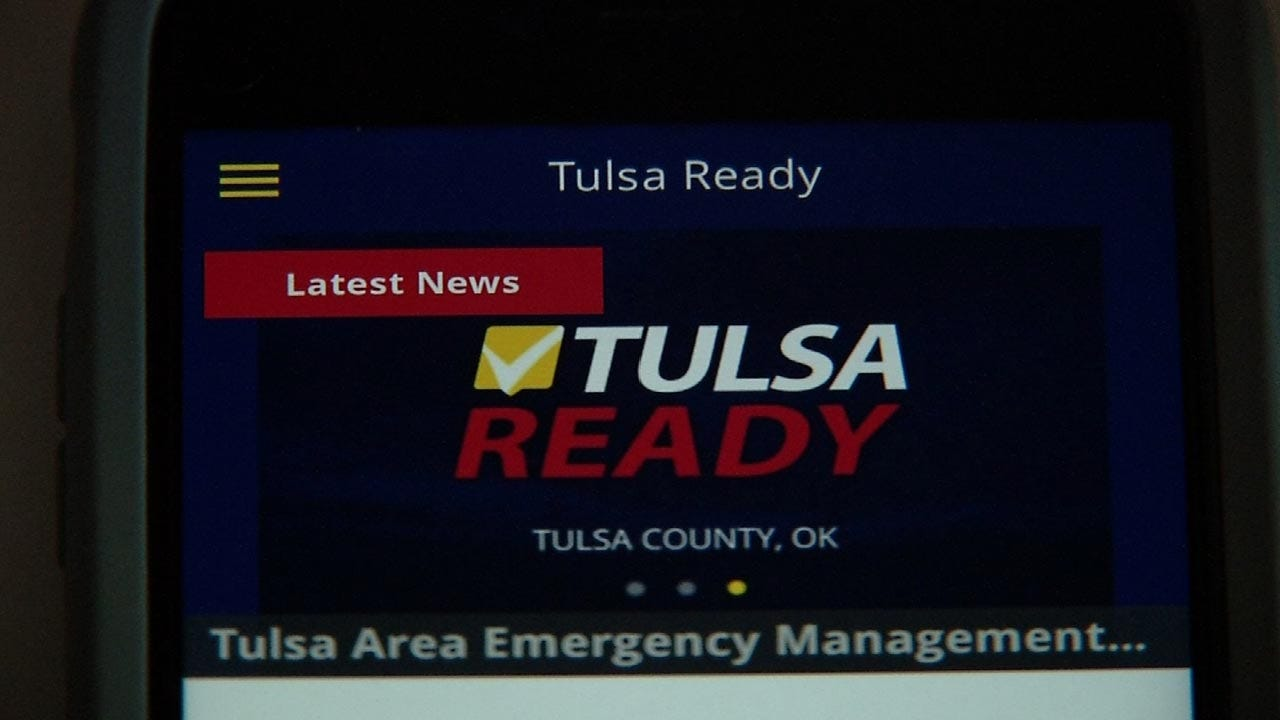 New App Aims To Help Tulsa Families Prepare For Disaster Situations