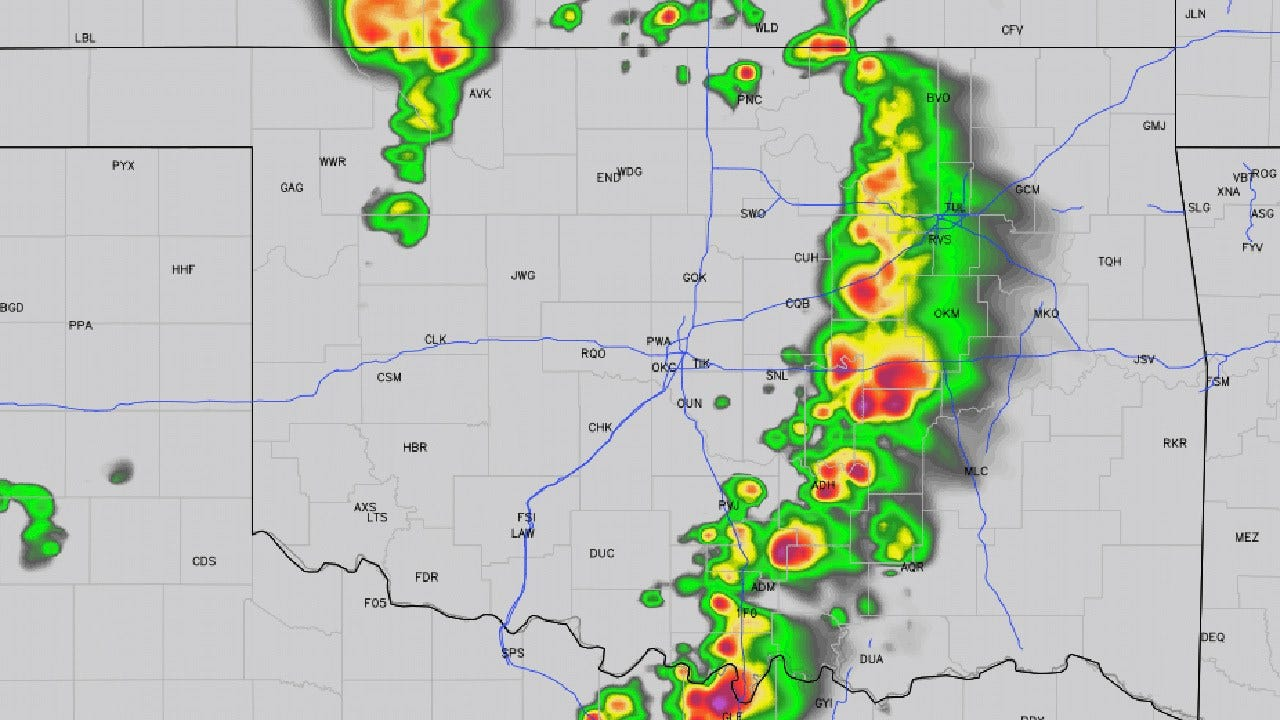 Severe Weather Sunday, Continued Threat Later This Week