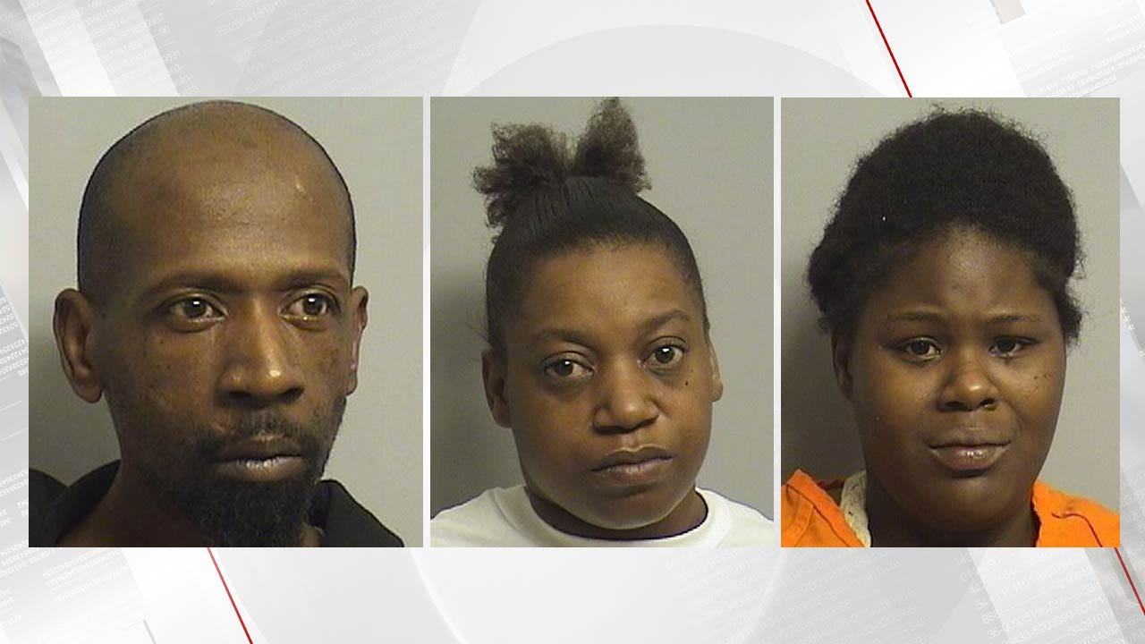 3 Accused In Death Of Tulsa Toddler To Appear In Court This Week