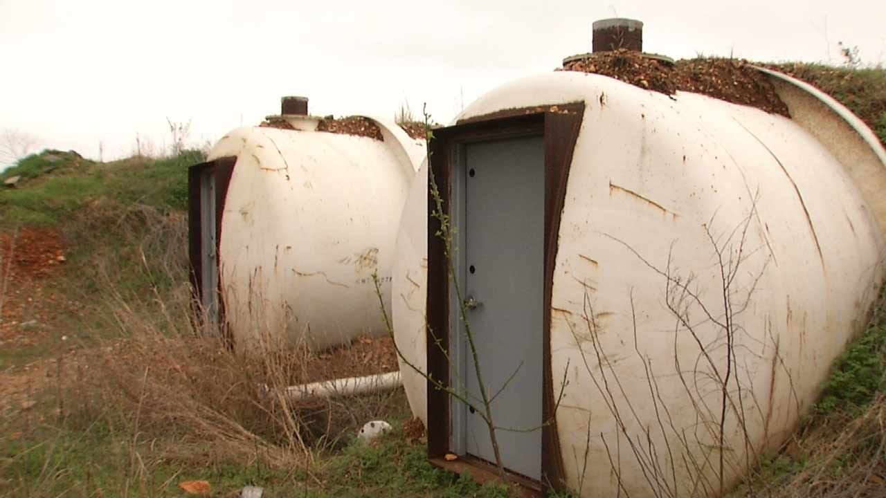 Spavinaw Closer To Adding Two Underground Storm Shelters
