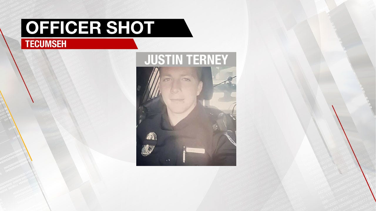 Tecumseh Rookie Officer, 22, Dies After Traffic Stop Shooting