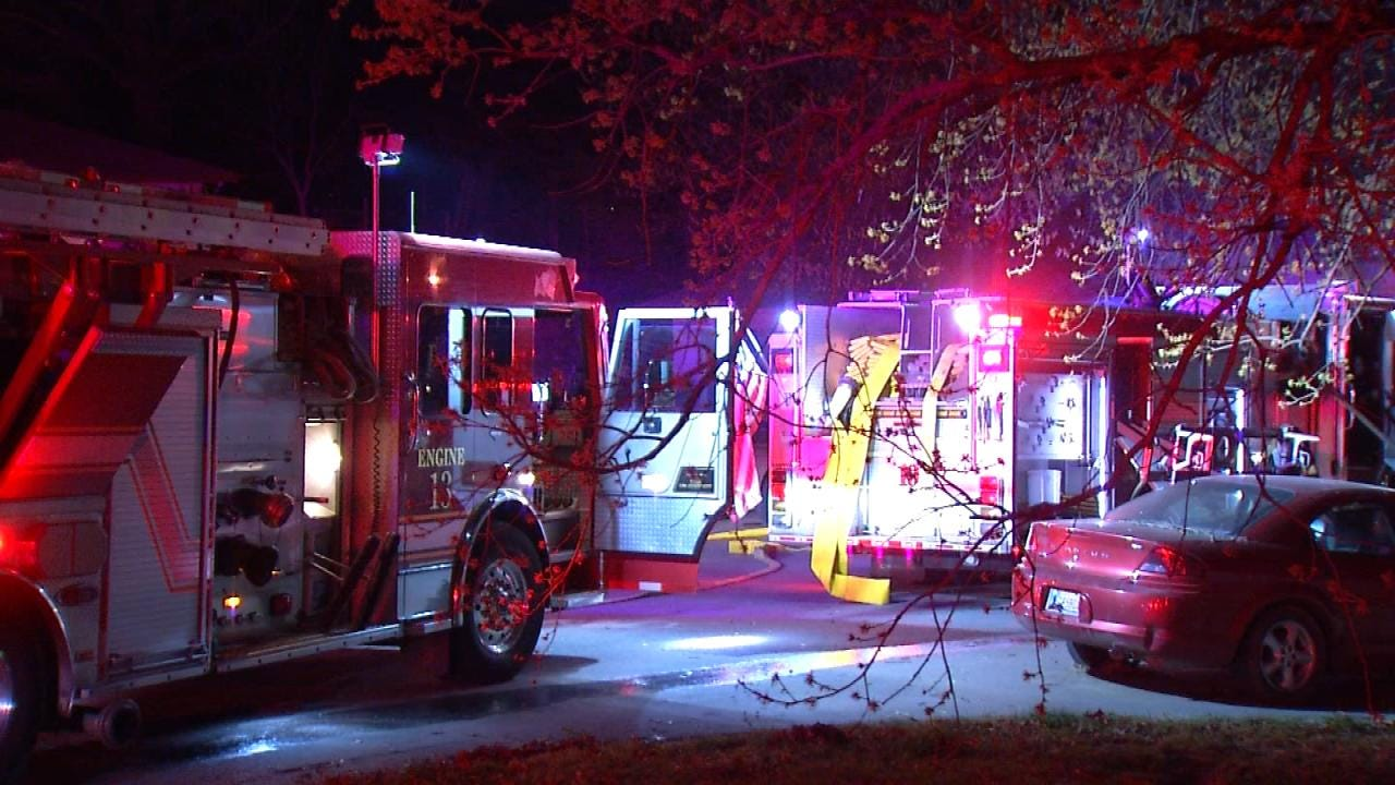 Tulsa Family Loses 5 Pets In House Fire