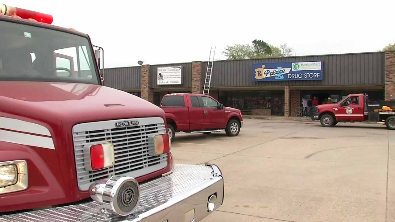 Investigators Now Believe Thief Responsible For Fire At Pawnee County Business