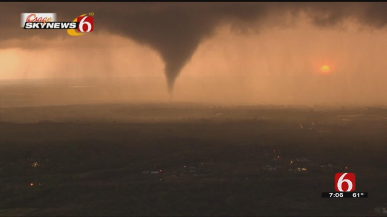 Osage SkyNews 6 HD Is Powerful Tool In Tracking Storms