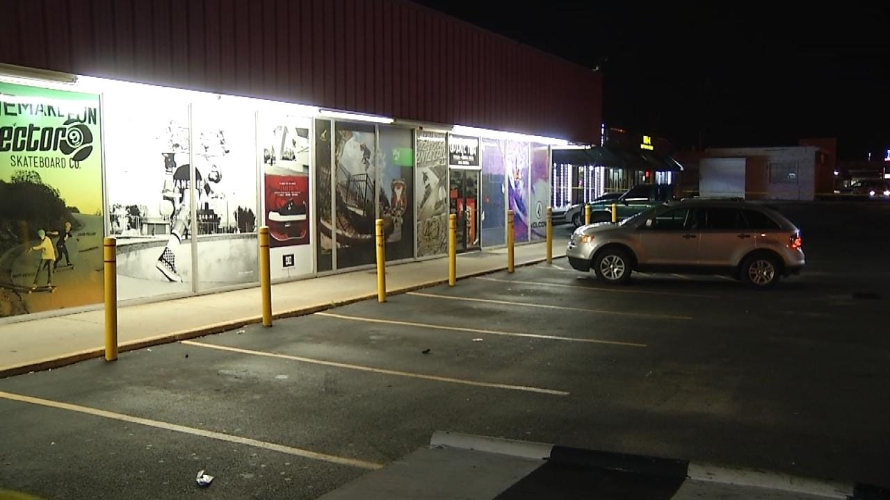 Police Identify Suspect In Tulsa Skate Shop Shooting