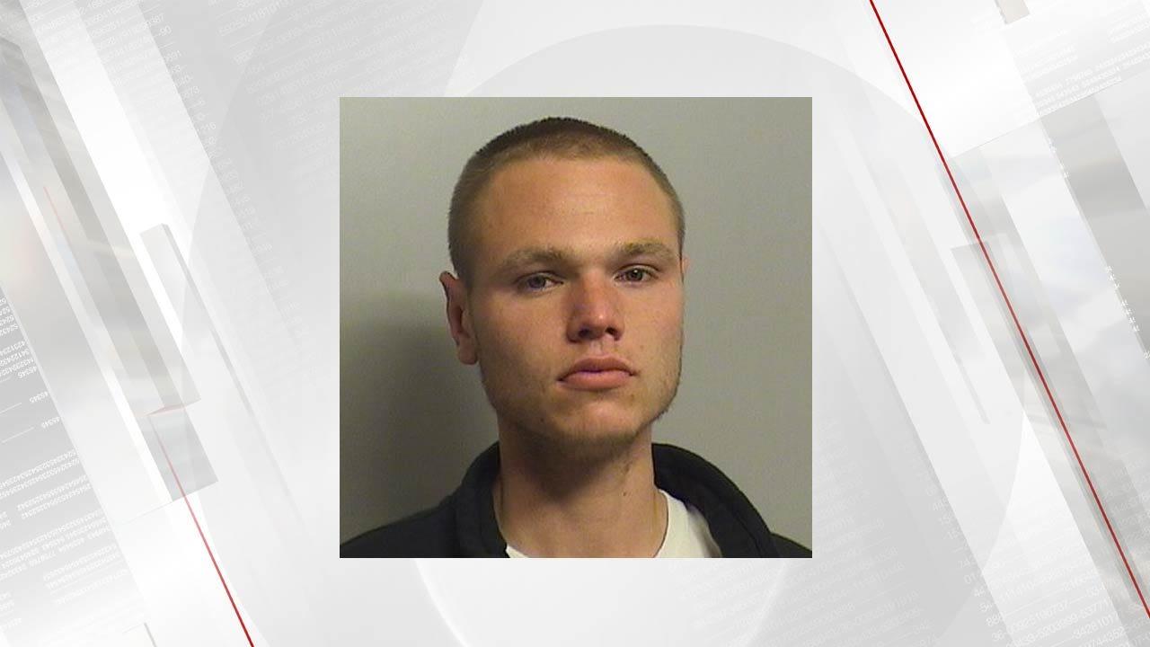Tulsa Man Charged With Raping Acquaintance