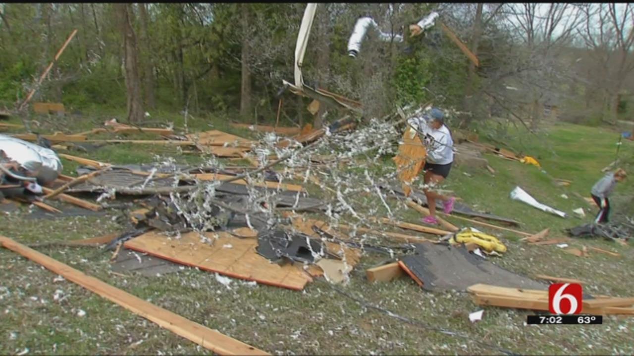 Victims Of 2016 Tulsa, Rogers County Tornadoes Rebuild