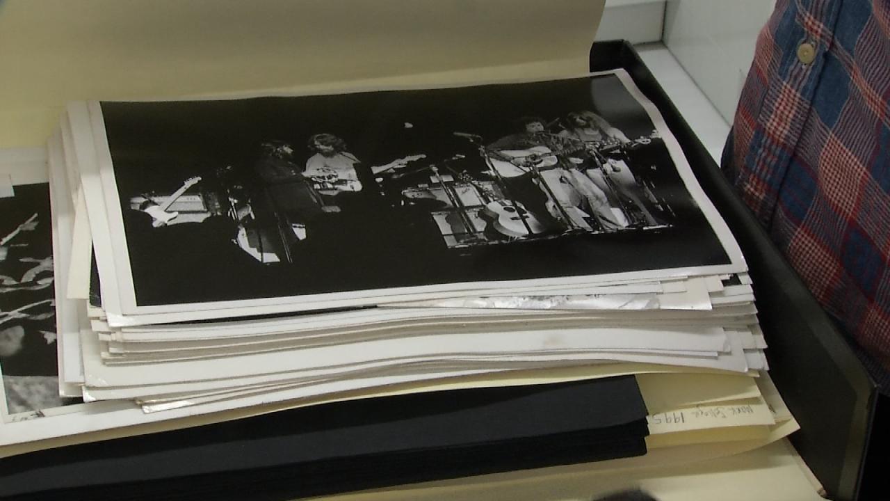 Bob Dylan's Tulsa Archives Seeking Research Proposals