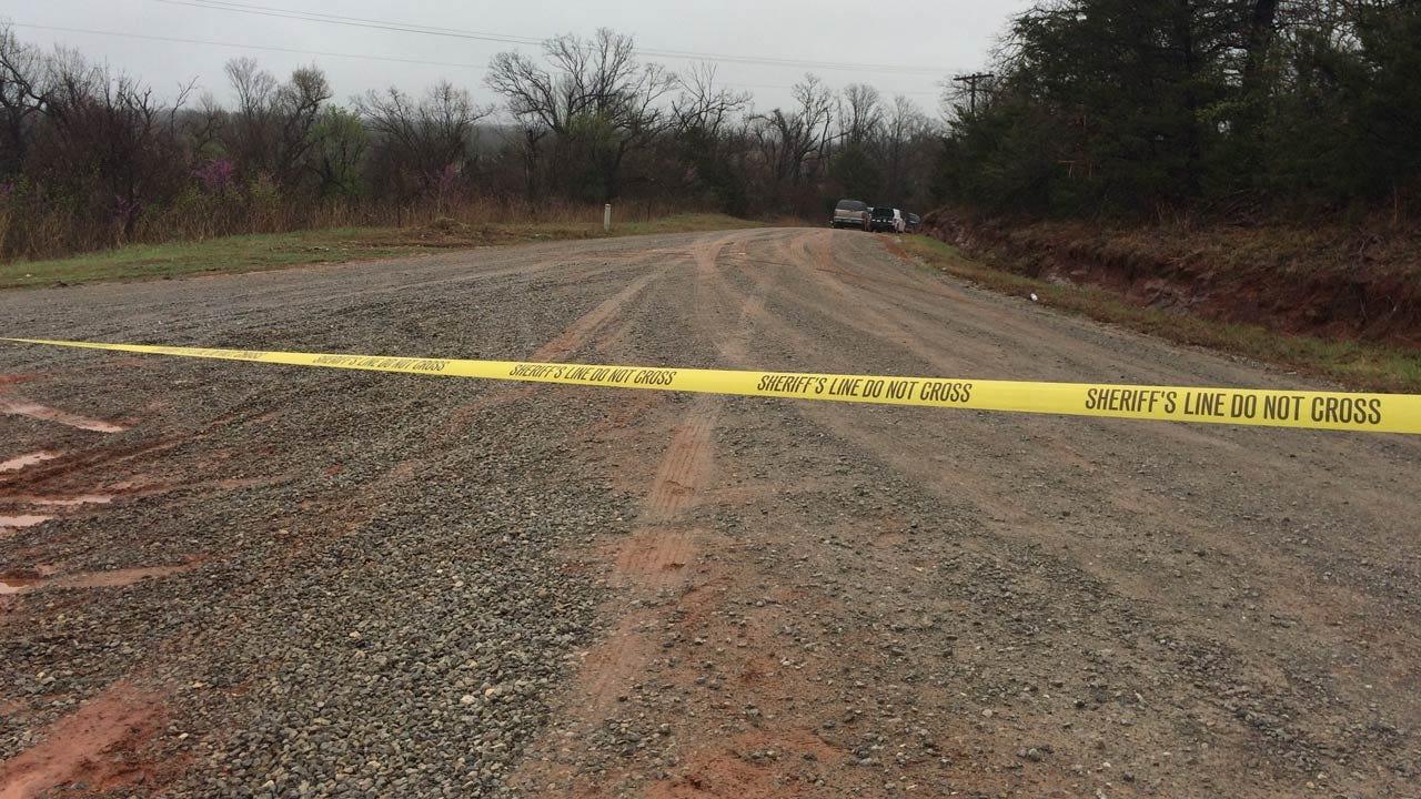 Body Found After Fire In Field Southwest Of Stillwater
