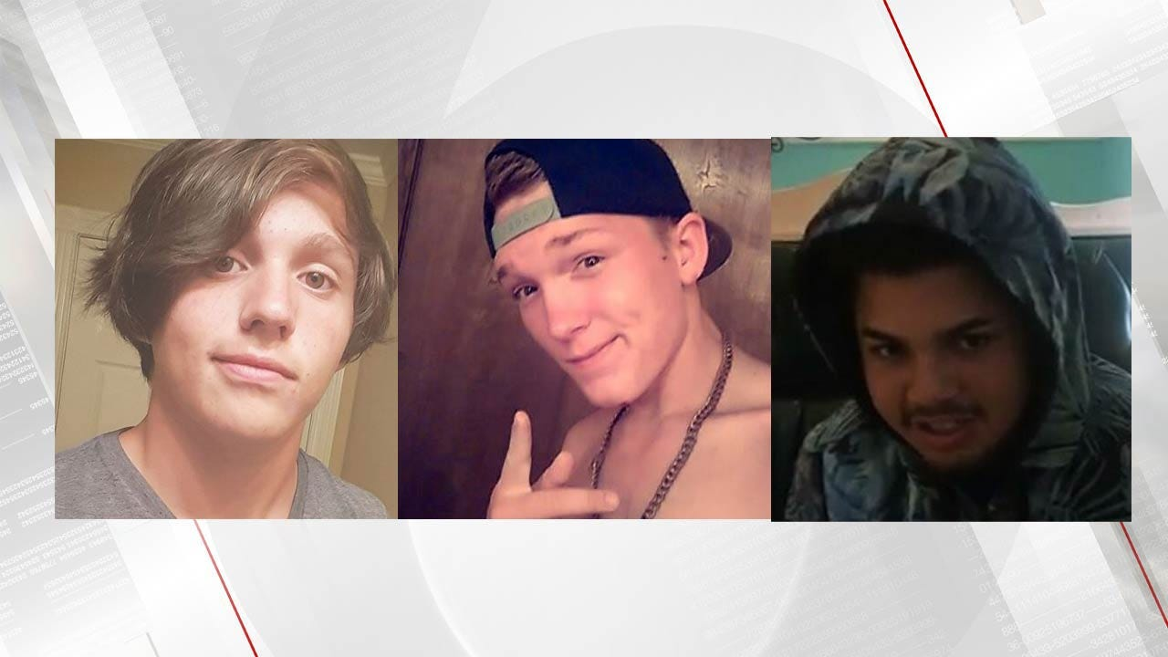 Friends Of Teens Killed In Wagoner County Home Invasion Stunned