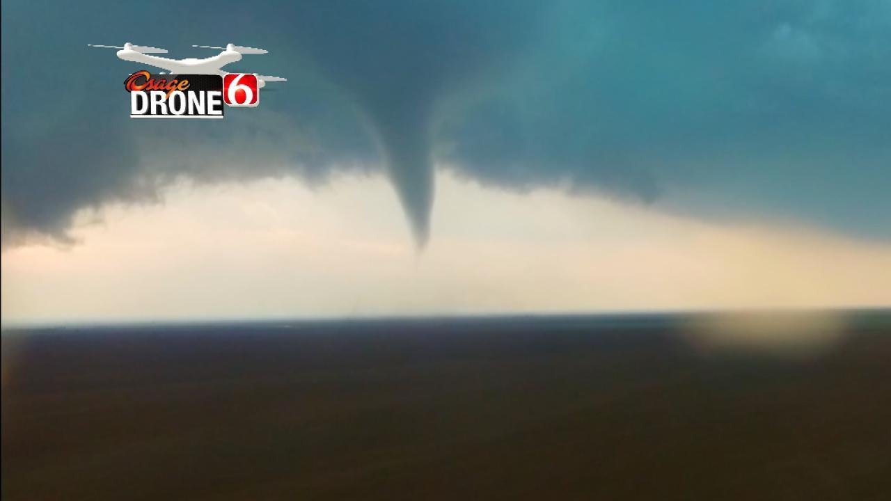 News On 6 Storm Tracker Video Of Stamford, Texas Tornado