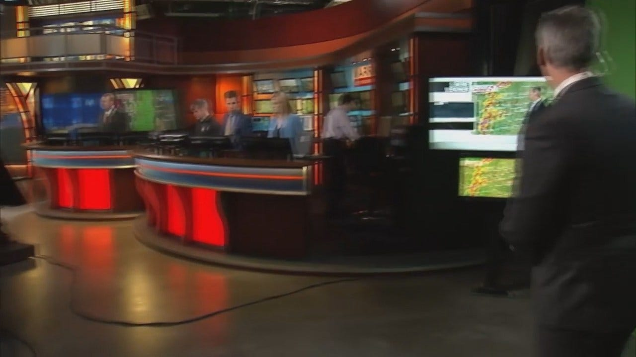 When Severe Weather Threatens, The News On 6 Team Jumps Into Action