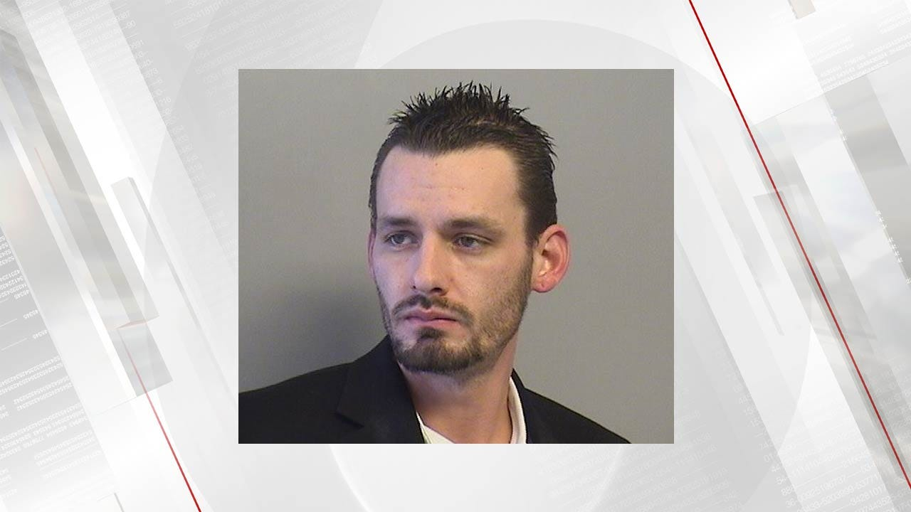 Broken Arrow Man Gets Prison For Abusing Baby Daughter
