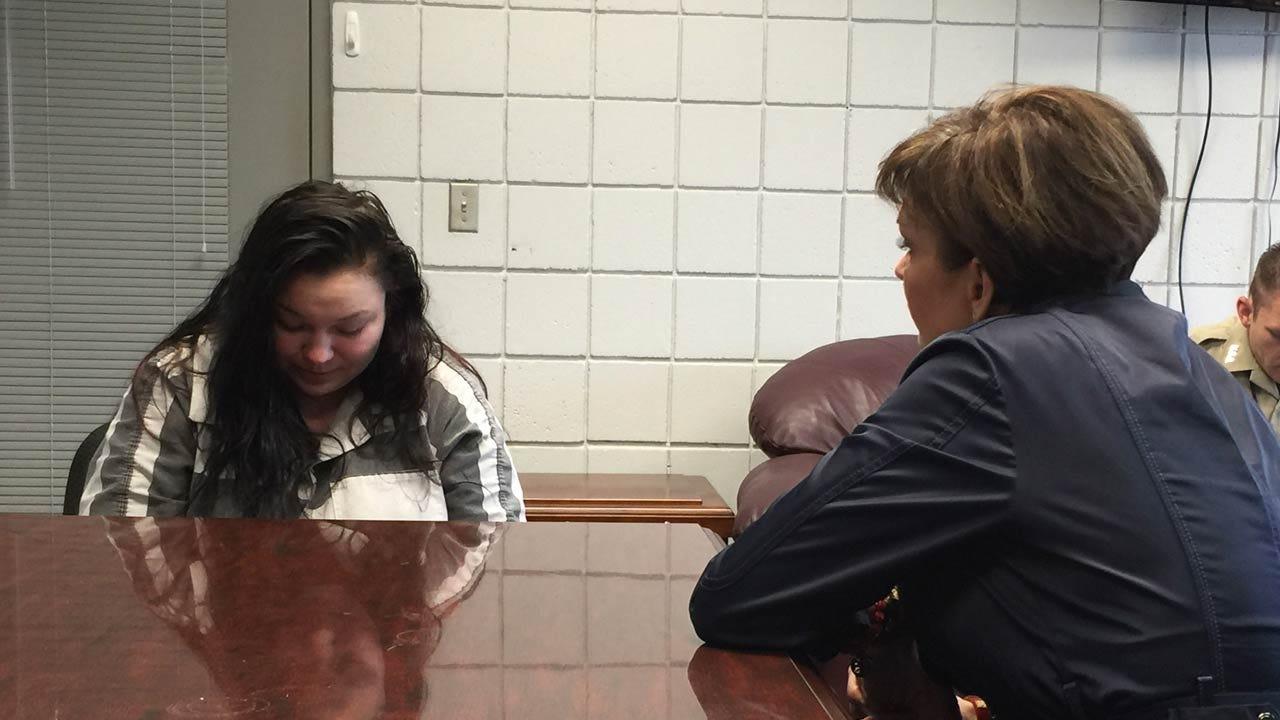 Broken Arrow Triple Murder Suspect Interviewed By Lori Fullbright