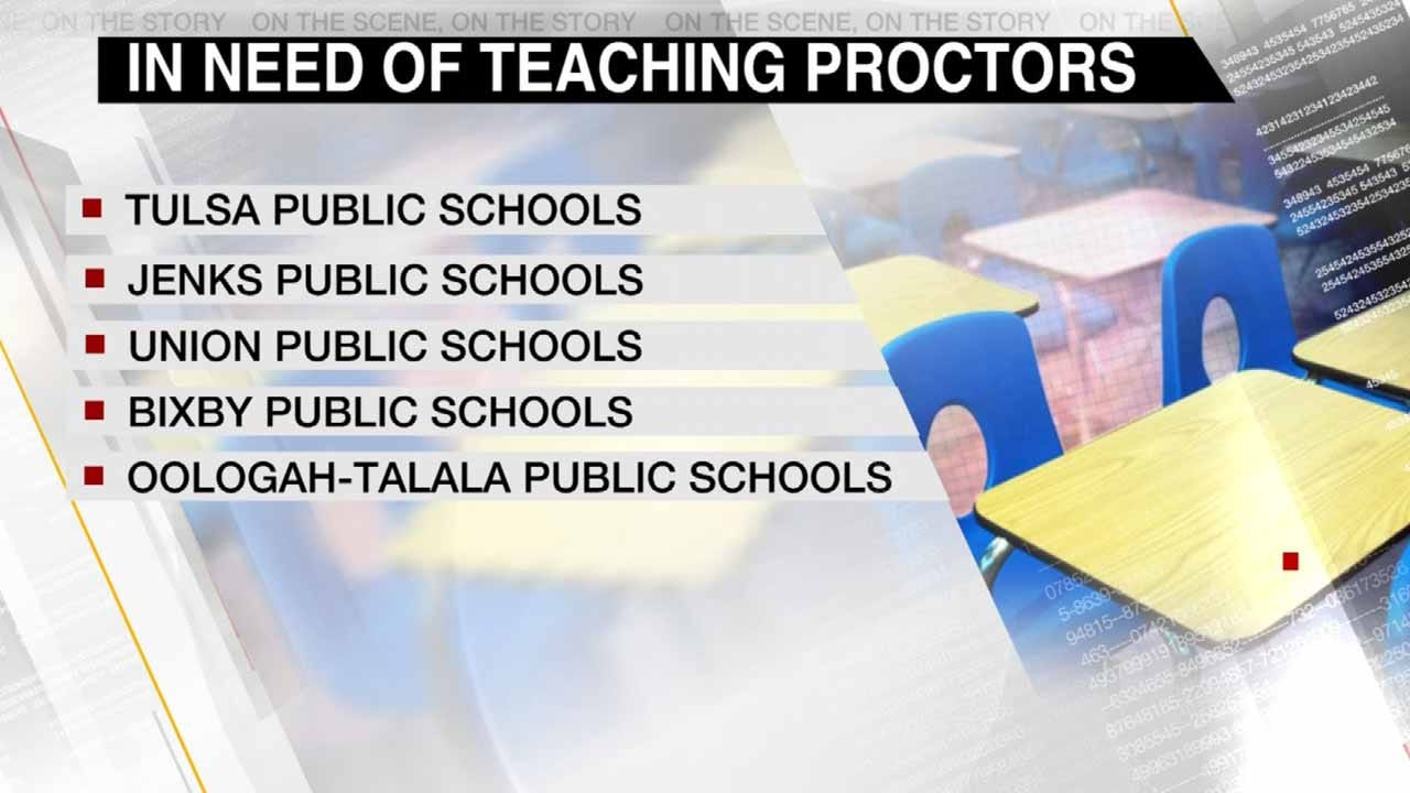 OK School Districts Desperately Need Help As Testing Nears