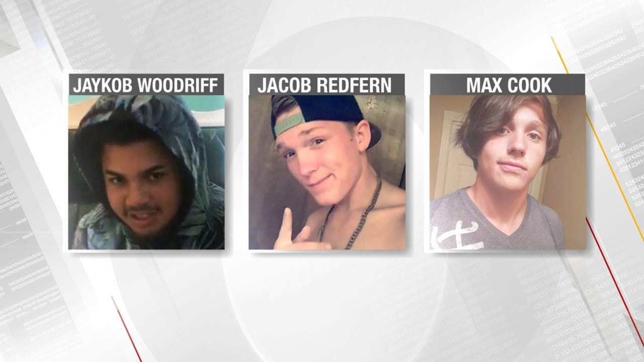 'Think Before You Act' Urges Grandfather Of Teen Killed In Wagoner County