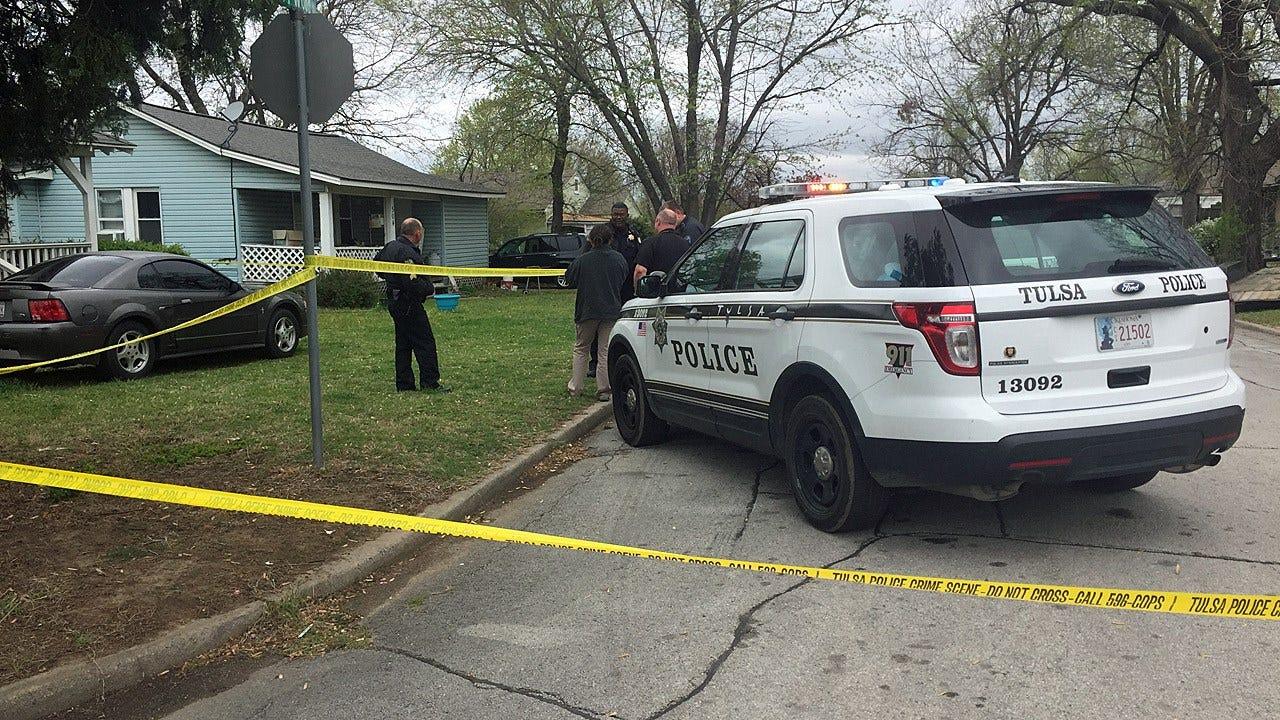 Tulsa Police: Man Shot In Stomach, One Suspect In Custody