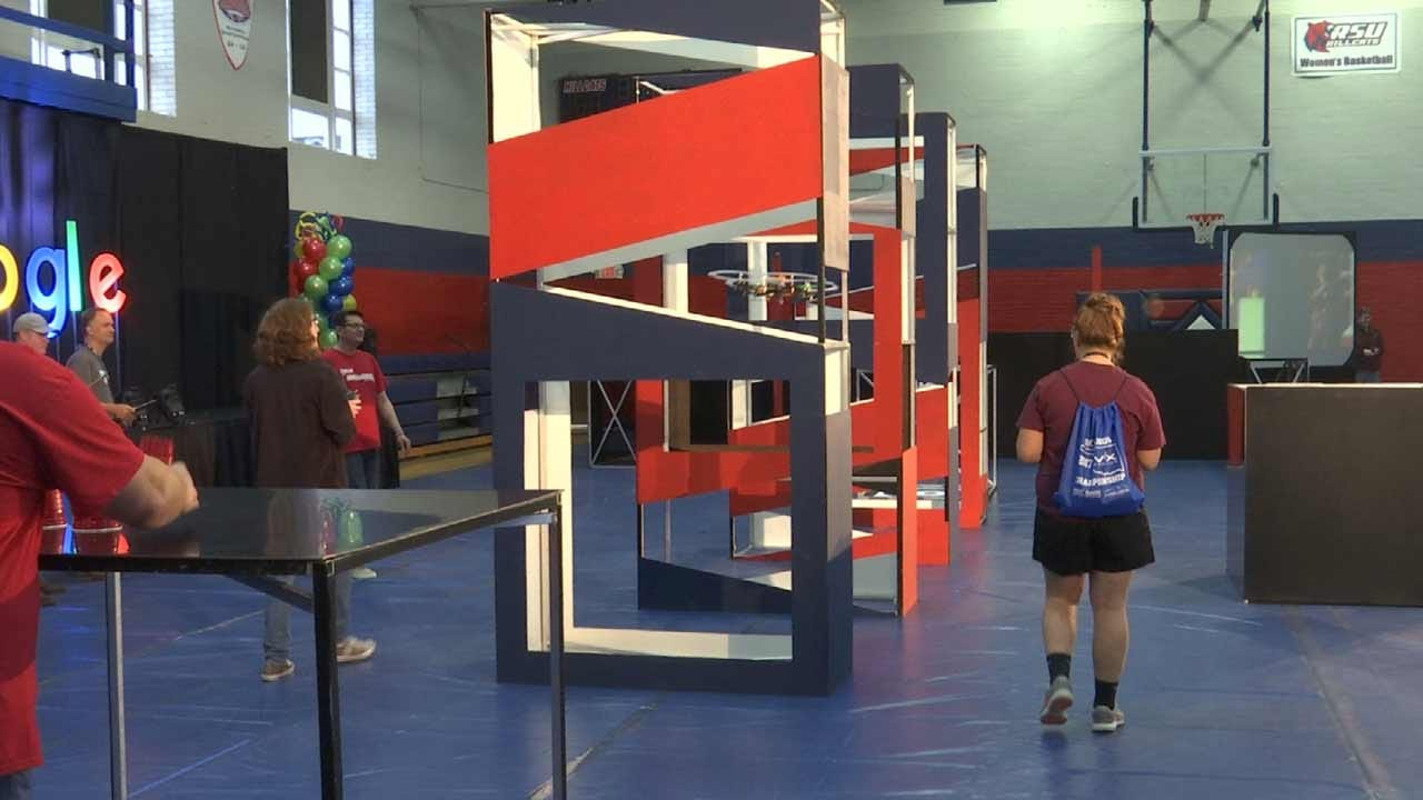 Google Uses Drone Competition At RSU As Recruiting Opportunity