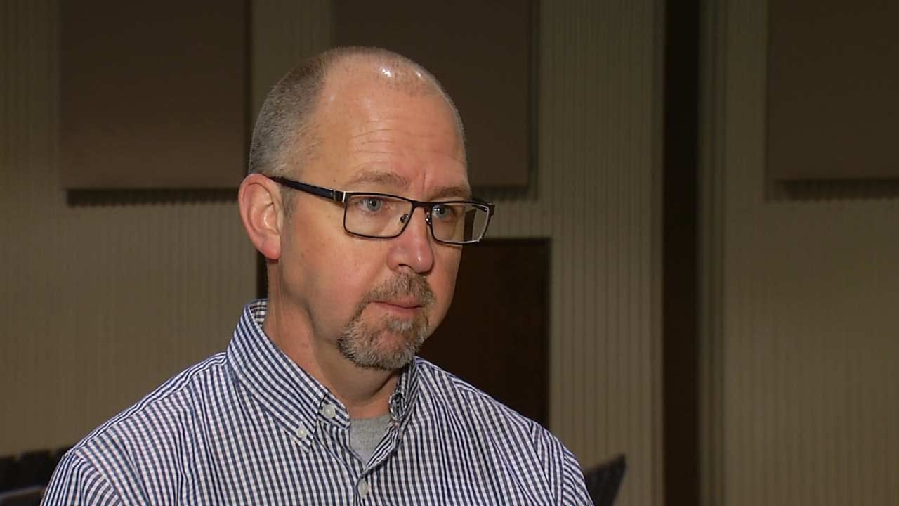 Tulsa Principal Accused Of Viewing Child Porn Out On Bond