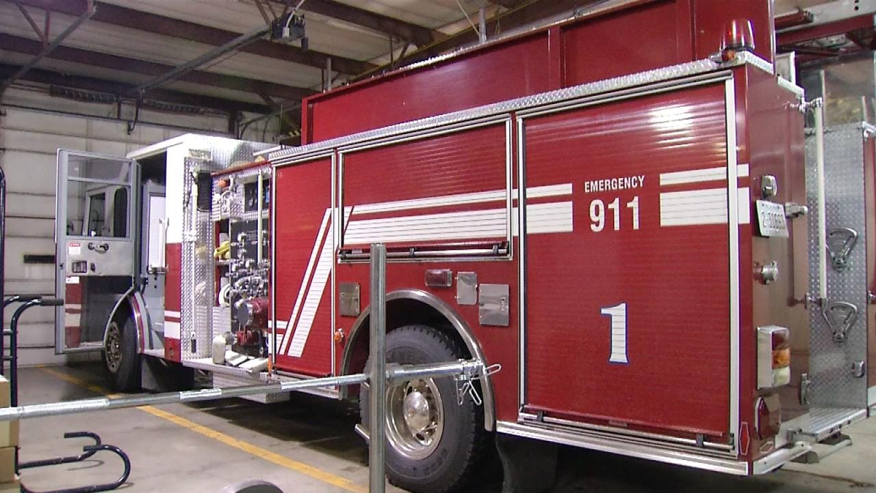 Northwest Rogers County Fire Protection Takes Action To Solve Mold Issue