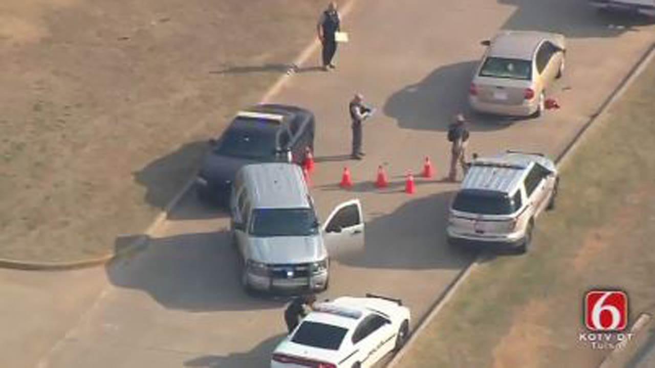 Passenger Shot, Driver Arrested In Okmulgee Officer-Involved Shooting