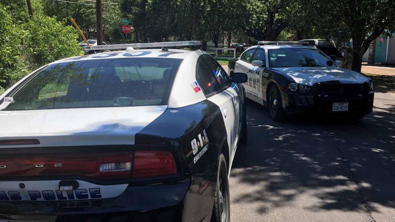 Dallas Paramedic Shot Responding To Active Shooter